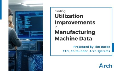 Finding Hidden Utilization in Manufacturing Machine Data